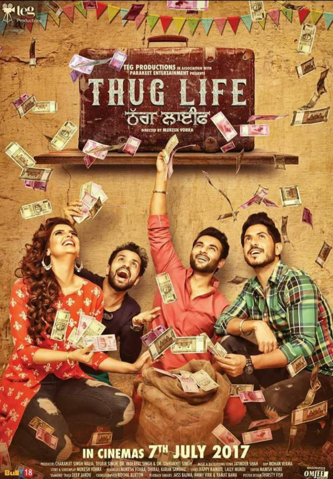 Thug Life Cast and crew wikipedia, Punjabi Movie  Thug Life HD Photos wiki, Movie Release Date, News, Wallpapers, Songs, Videos First Look Poster, Director, Producer, Star casts, Total Songs, Trailer, Release Date, Budget, Storyline