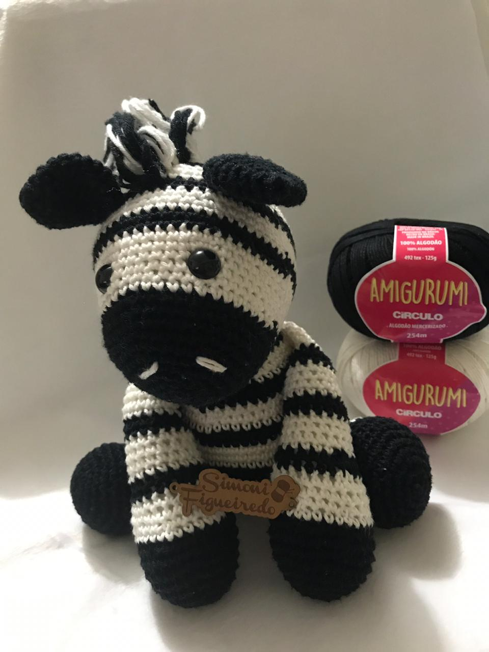 Crochet Stuffed Zebra Amigurumi Toy - Buy Stuffed Zebra Amigurumi ... | 1280x960