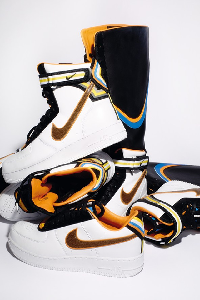 Nike to Release Two New Riccardo Tisci Air Force 1 Sneakers