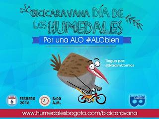 DÍA DE LOS HUMEDALES EN BOGOTÁ 2016