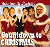 Notes from the Slushpile Christmas Countdown