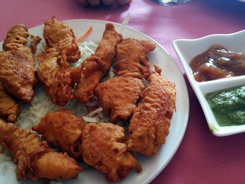 チキンパコダ(Chicken Pakoda)