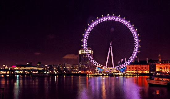 London Eye Londres Inglaterra