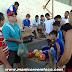Grupos de amigos se solidarizam e doam materiais de esporte a escolinha de futebol do Matupi.