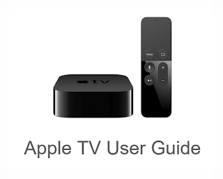 Apple TV 4 User Guide
