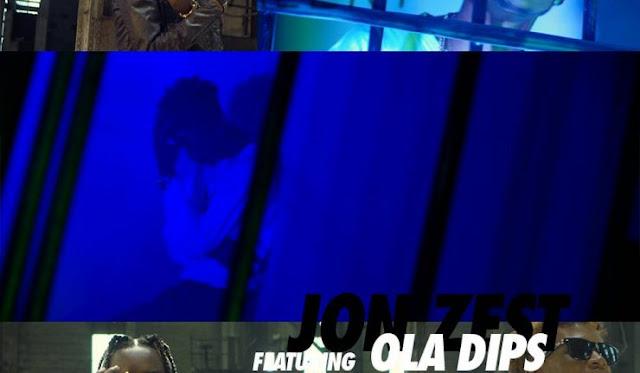 VIDEO: Jon Zest ft Oladips – ALERT