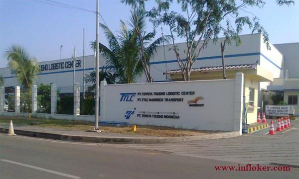 INFO LOKER Bulan Mei 2017 PT. Toyota Tsusho Logistic Center, CIBITUNG