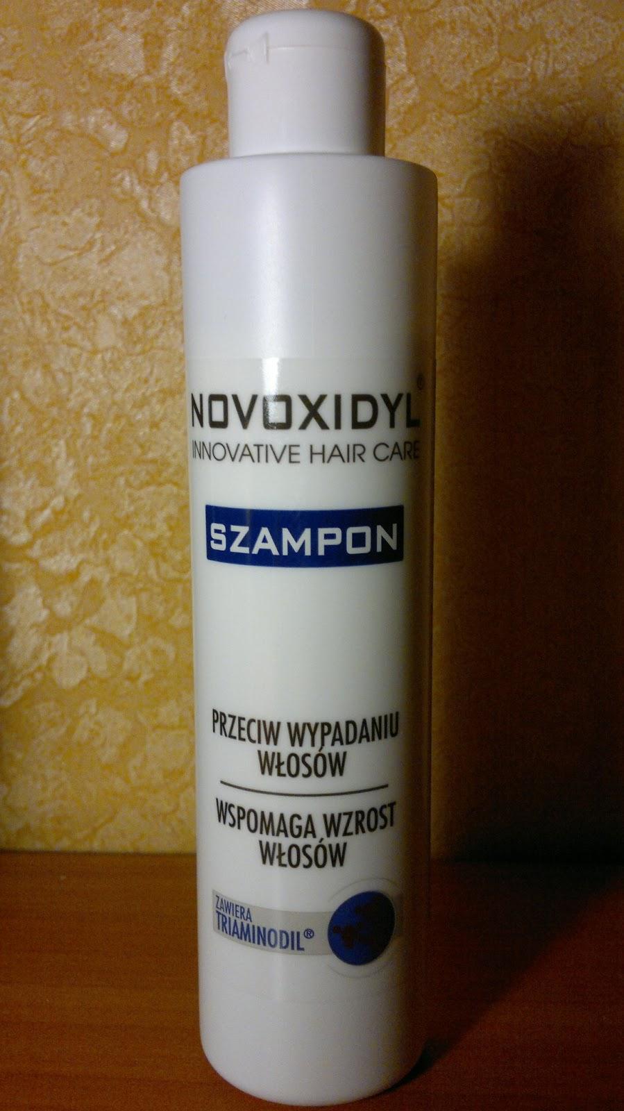 novoxidyl specjalistyczny szampon przeciw wypadaniu włosów