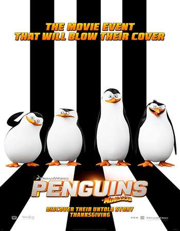 Penguins of Madagascar 2014 Full English Movie BRRip Download