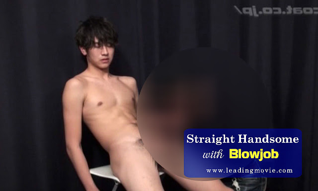 Straight Handsome Blowjob / Porn Gay Videos | MS07