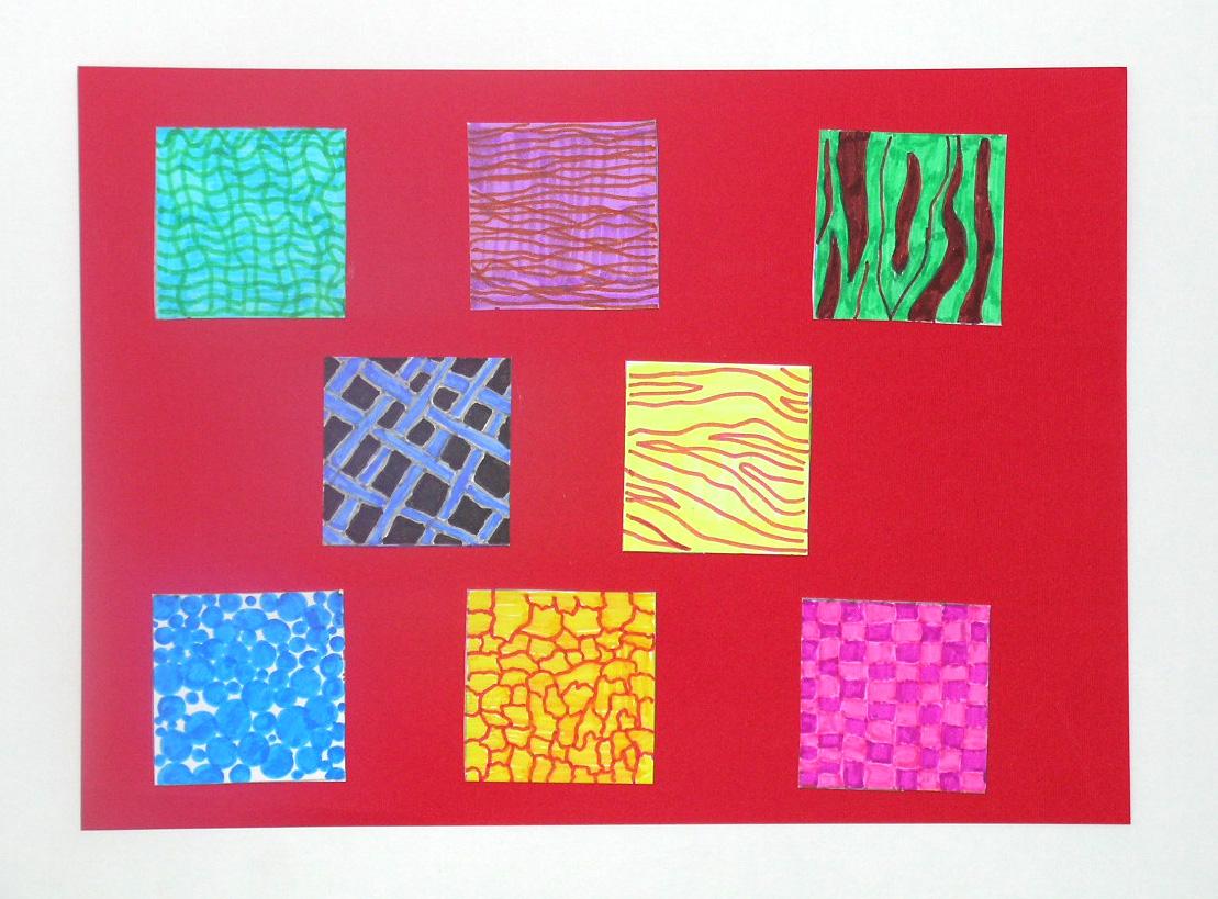 Famoso ARTE IN CLASSE: Texture UL83
