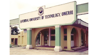 FUTO [CCE] Part-Time Degree Weekend Admission Form 2018/2019