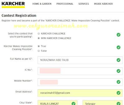 karcher challenge, lokasi karcher challenge, review barangan karcher, make impossible cleaning possible, KÄRCHER CHALLENGE, karcher garden, water jet karcher, karcher sv7 malaysia, karcher sc3 malaysia, karcher johor jaya, karcher k5 malaysia, ct hardware karcher, karcher k1 price