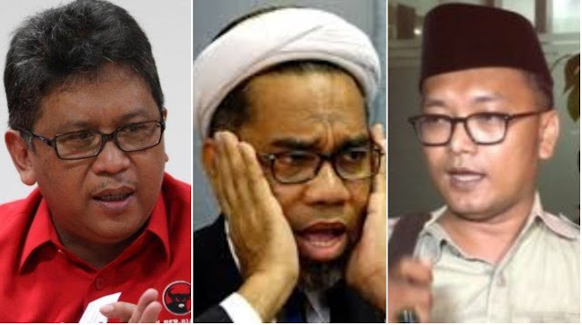 Akhirnya, Andi Arif Laporkan Hasto, Ngabalin dan Guntur Romli ke Polisi Terkait Penyebaran Hoaks