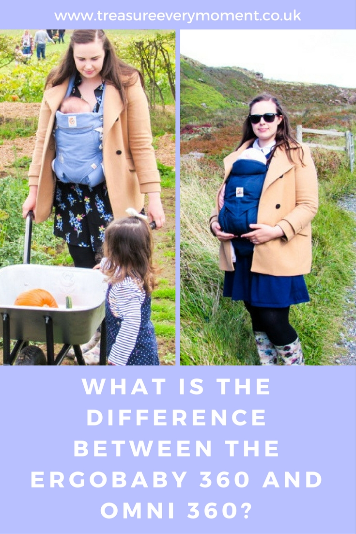 24644975283 BABY  What is the difference between the Ergobaby 360 and OMNI 360 ...