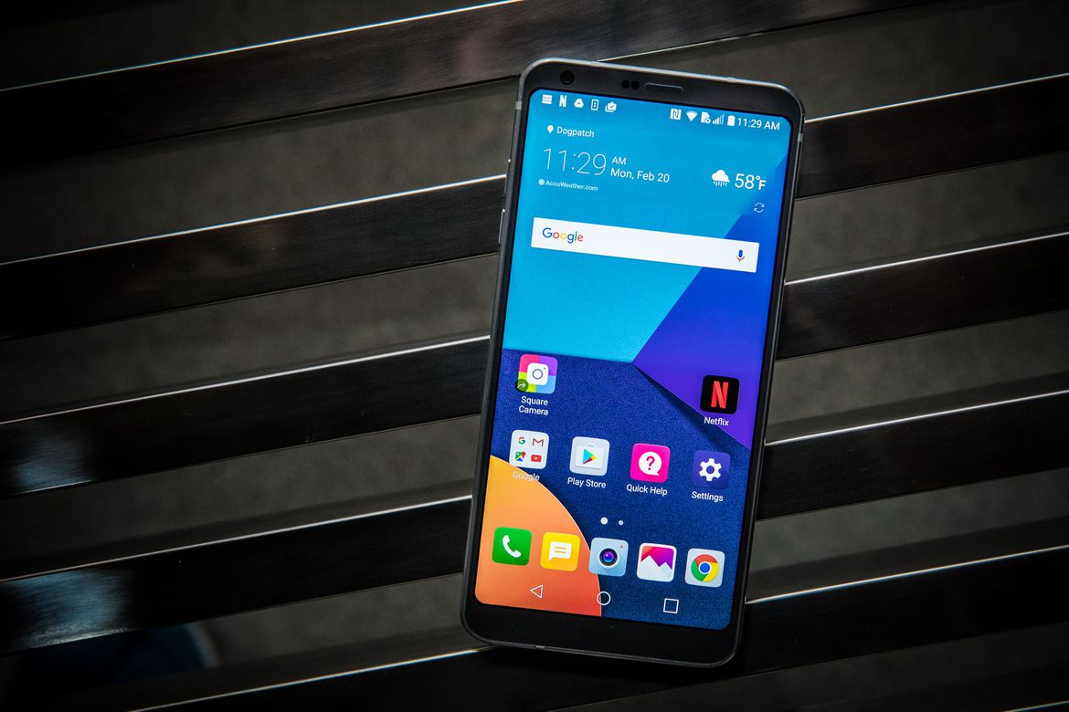 How to Install Official TWRP Recovery For LG G6 | Lineagedroid