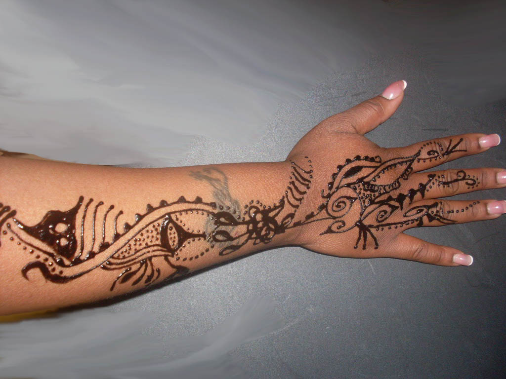 Henna Tattoo: Henna Tatoo Designs