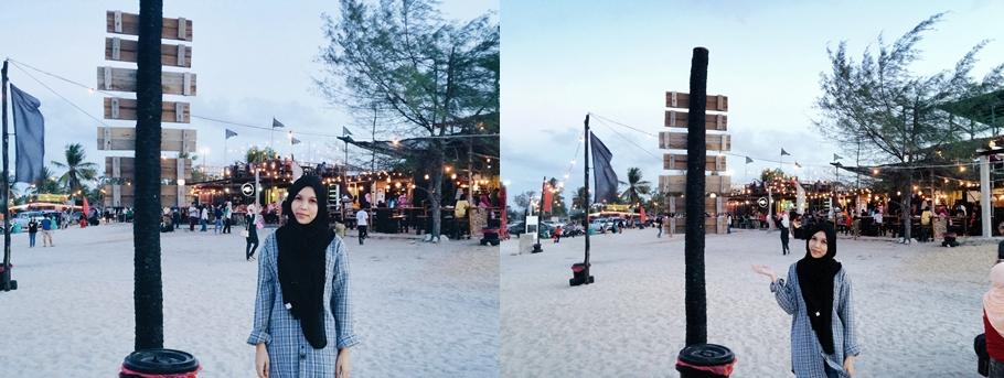 Pantai So Boleh Je Beli Dekat Cafe Sana Makan Kat Tepi Lagi Syiok Tapi Tak Banyak Sangat Pun Kerusi Ngan Meja Yang Ada Hohoho Sape