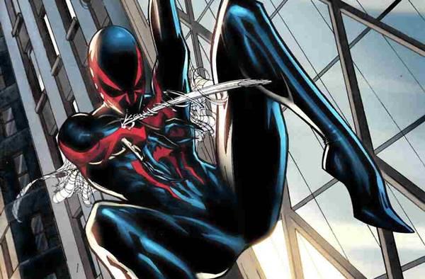 siapa Spider-Man 2099 adalah Miguel O'Hara