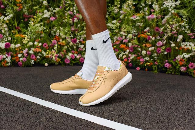 Liberty of London X Nikecourt Roshe Cortez preço
