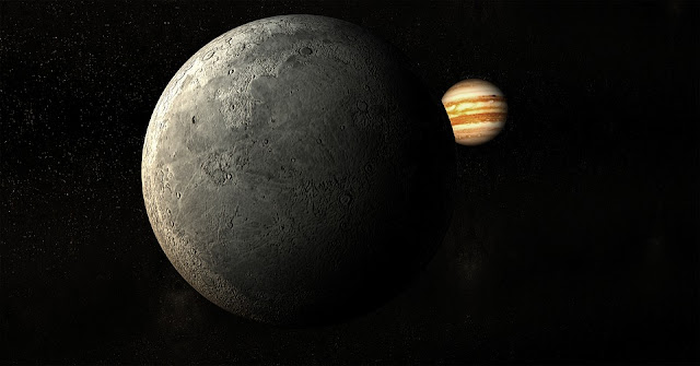 What If Earth Was The Size Of Jupiter?