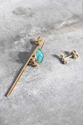 Boucles d'oreilles Medecine douce bijoux