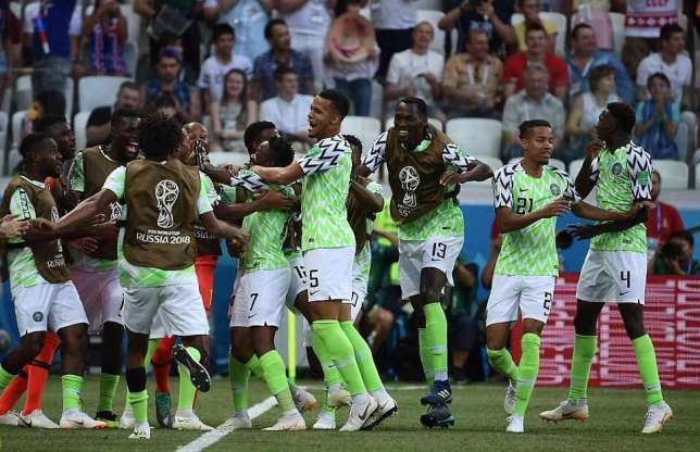 SPORTS: Super Eagles win in AFCON 2019 qualifier