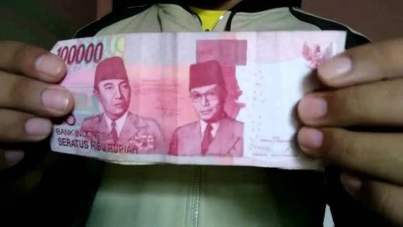 Cara Menggandakan Uang Yang Benar