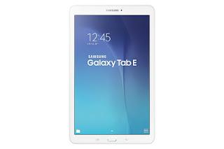 Grossiste Samsung T560 Galaxy Tab E 9.6 8GB white EU