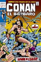 Marvel Omnibus. Conan el Bárbaro: La Etapa Marvel Original   1