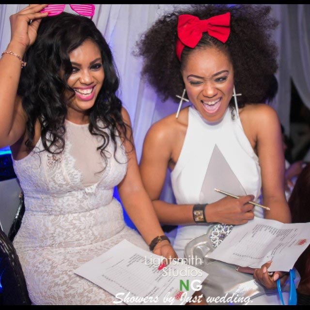 Photos from Lilian Esoro's baby shower