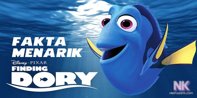 Fakta Menarik Finding Dory
