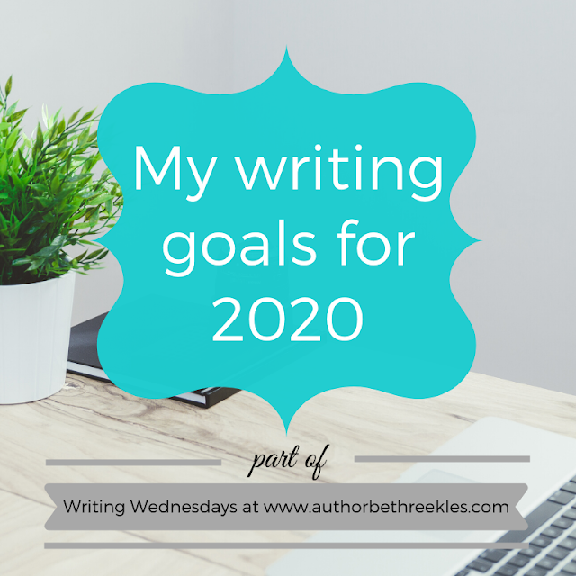 Last year was such a hectic year for me when it came to writing, but I'm hoping 2020 will be just as great. In this post, I share some bookish goals for the year - including a few things Kissing Booth!