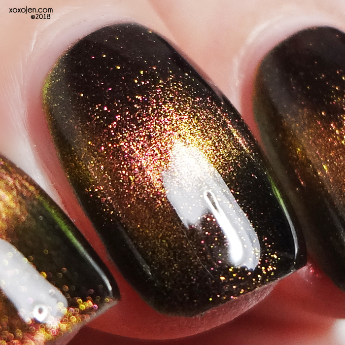 xoxoJen's swatch of KBShimmer Let's Do Launch