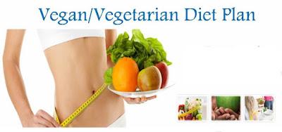 Turun Berat Badan Dengan Diet Vegetarian