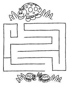 Mutlu çocuk Okul öncesi çocuklar Için Dikkati Geliştirme Etkinlikleri