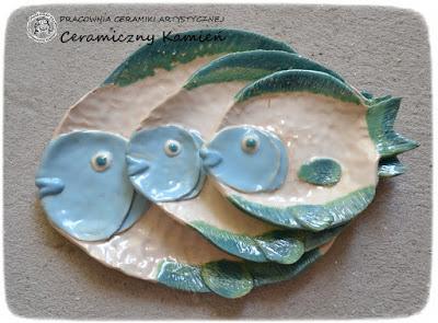 Ryba, rybka i rybeczka