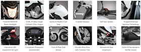 2018 Honda Bikes