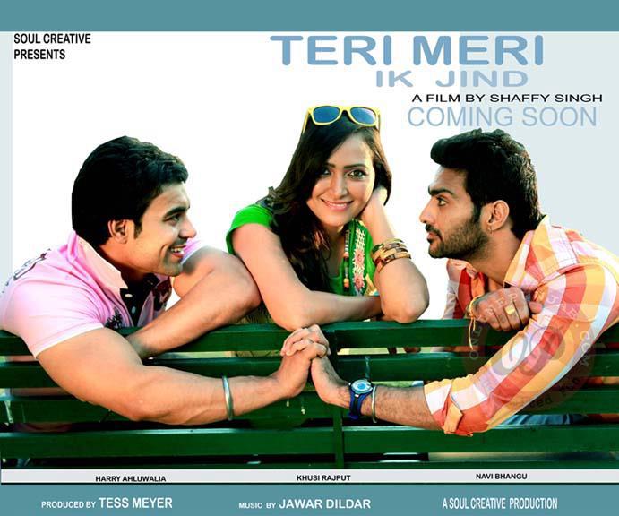 "Teri Bewafai Satyajeet Song Mp3: Punjabi Upcoming Movie ""Teri Meri Ik Jind"""