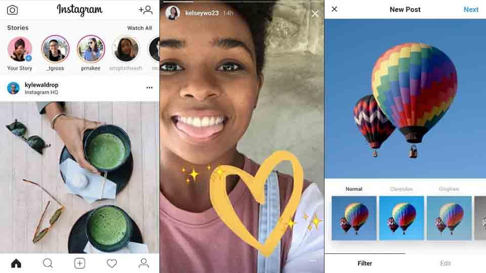 Capturas de Instagram Lite en Google Play