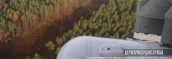Вертольоти ЗСУ із прикордонними нарядами патрулюватимуть кордон з повітря