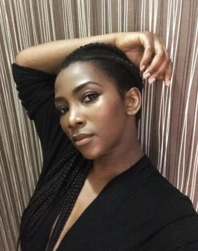 Welcome To Oghenemaga Otewus Blog Genevieve Nnaji Looks -7229