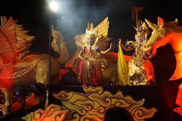 Wayang Night Carnival 2017