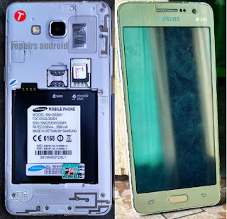 Cara Flash Samsung Galaxy Grand Prime SM-G530H (Replika) MT6572