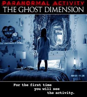 Paranormal Activity: The Ghost Dimension เรียลลิตี้ขนหัวลุก มิติปีศาจ (2015) [Subthai ซับไทย]