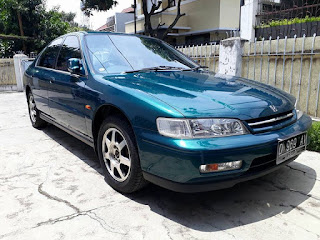 CAkep Banget Nih Honda Cielo Tahun 1995 ...Masih Nyis-Kinyis Cuy