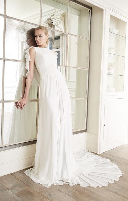 Vestido de novia de la colección KISS by Bundó 2017