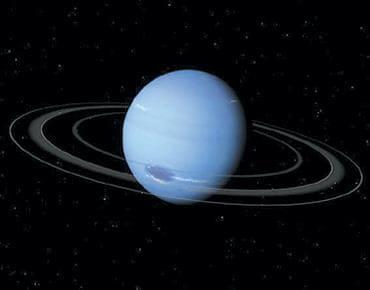 حلقات كوكب نبتون