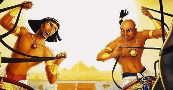 Ag Deck Analise O Principe Do Egito