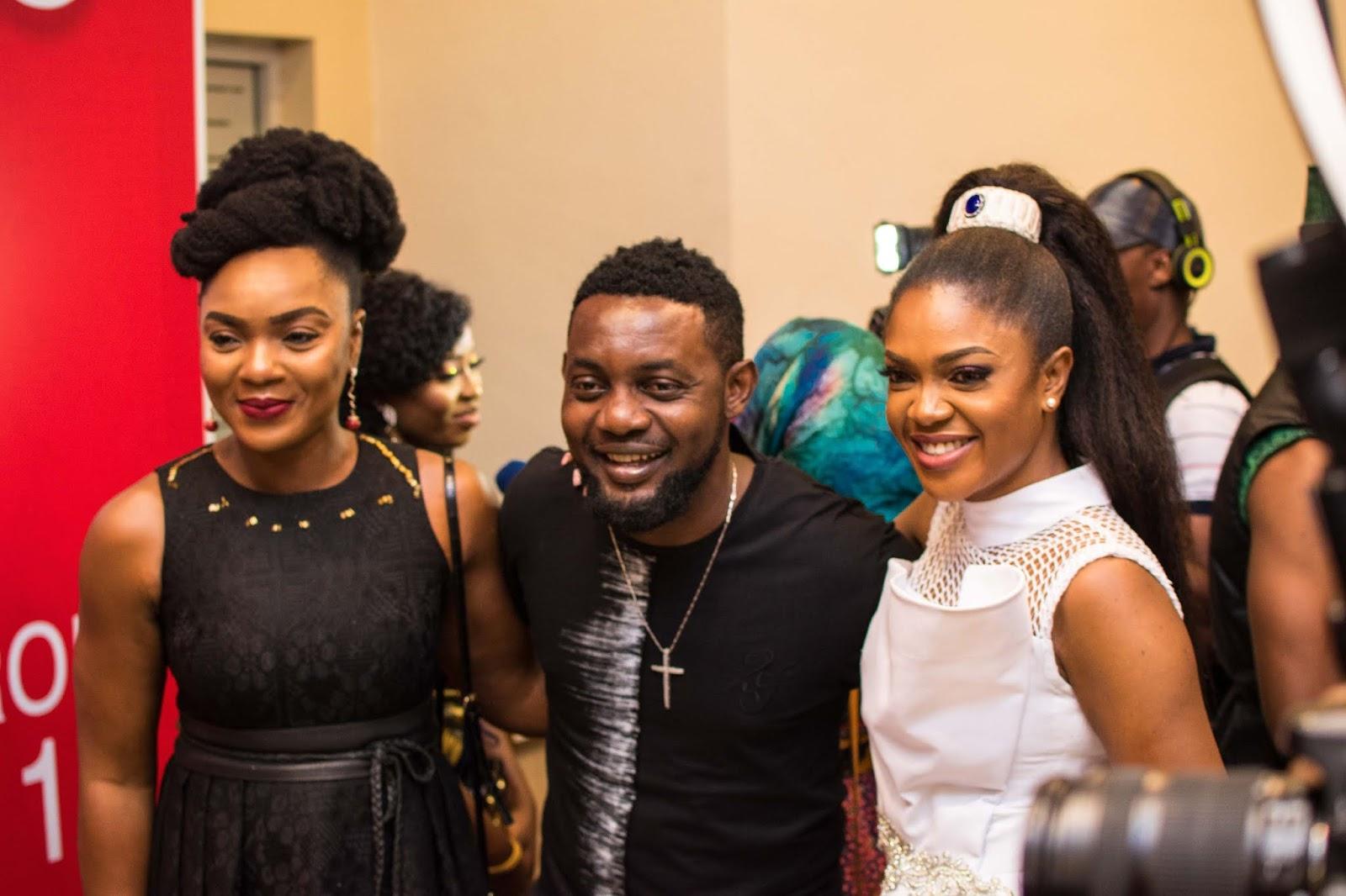 #Moms At War Movie - Omoni Oboli,Mo Abudu, Eucharia Anunobi, Funke Akindele, AY Makun And Others In Attendance